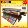 el 1.8/2.5m/3.2m Large Format Eco Solvent pista (1440dpi, DX5/DX7) de Printer