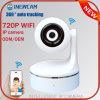 Preiswerte 720p 1MP H. 264 bedienungsfertige WiFi IP-Kamera