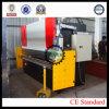 Freio da imprensa hidráulica de WC67Y-125X3200 E21, máquina de dobra hidráulica da placa de aço