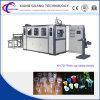 Máquina transparente descartável de Thermoforming do copo da água