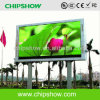 Diodo emissor de luz ao ar livre da cor cheia de Chipshow P26.66 que anuncia a tela