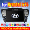 7 '' en el jugador del coche DVD GPS para Hyundai Ix35/nuevo Tucson (VHX7006)