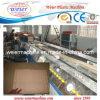 Ligne de machine de production de profil de PVC de WPC