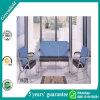 熱い販売の工場価格の青く安く快適な現代オフィスのレセプションの家具