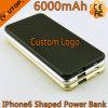 Carregador quente do telemóvel da grande capacidade das vendas/banco feito sob encomenda da potência do logotipo