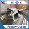 Barras de hierro en U de acero de doblez frías del acero de la correa Channel/U