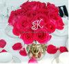 모조 다이아몬드 신부 꽃다발 보석 Pin를 Wedding 신부 꽃다발을%s 프랑스 글꼴 편지 a에서 Z