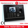 Realandの指紋の認識の時間出席のソフトウェア