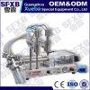 Por completo máquina de rellenar líquida semi automática doble neumática de la pista Sfgy-120-2