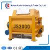 mezcladora concreta eléctrica 2000L (JS2000)