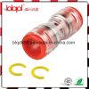 De Koppeling van Microduct, Vrije Steekproef, 10/8mm, Rechte Schakelaar Microduct