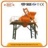 Mezclador concreto de la maquinaria de construcción Js1000 para 50m3/H