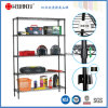 Легк чистый регулируемый шкаф хранения Sundries гаража провода металла