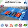 Strati sintetici a pulizia automatica non tossici del tetto dell'onda ondulati PVC dell'asa