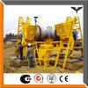 Planta de asfalto móvel Hot Mix para construção de estradas