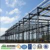Entrepôt en acier préfabriqué de construction de structure métallique de vastes zones souples