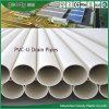 潅漑または地下の排水の管のためのPVC-Uの排水の管