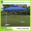 Venta al aire libre grande cuadrada de acero al por mayor del paraguas del jardín