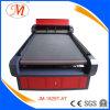 Ranurador automático estable del laser que introduce con la talla grande del trabajo del 1.8*2.5m (JM-1825T-AT)