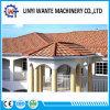 Tuile de toit romaine de construction en métal enduit facile ondulé de pierre