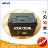 Bateria acidificada ao chumbo livre 12n24-4 12V24ah da manutenção para tratores do jardim