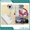 Cámara impermeable 700tvl del coche PTZ de la inteligencia con la distancia del 150m, de alta velocidad
