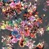 Digital gedrucktes Silk Baumwollgewebe für Kleid (XF-0098)