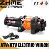 Piccolo argano elettrico di rimorchio di ATV 3000lbs con il motore di rendimento elevato