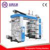 impresora de alta velocidad de 6color Flexography