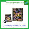 Bolsa de papel de Kraft del bolso del regalo del papel de bolso de compras de la manera