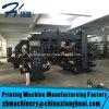 Impresora automática de Flexo de la película de la película BOPP OPP del PE del color multi