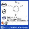 Reactivo químico 2, 6-Dichloro-4-Fluoraniline