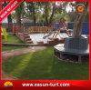 Het goedkope Kunstmatige Synthetische Gras van het Tapijt van het Gras voor Huis