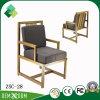 Cadeira de praia clássica para quarto individual em teca (ZSC-28)
