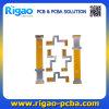 Placa flexível do PWB do baixo custo de Polymide com tratamento de superfície de OSP