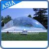 Tampa transparente gigante da barraca da abóbada da bolha para o uso da associação