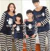 Héros de famille de pyjamas de Noël grand