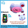 Bluetooth Speaker를 가진 최신 Sales Colorful Smart LED Light