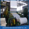 Pequeño papel usado que recicla el tejido de tocador 3tpd de 1575m m que hace la máquina