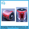 MiniPortable Bluetooth Speaker mit LED Light Wt-S18