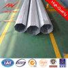 Polygonaler 15m galvanisierter elektrischer Stahl Pole des BV-Sicherheitsfaktor-1.5