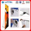 Sola cara de aluminio L soporte de visualización (LT-L5)