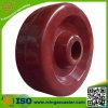 125mmの赤いカラー高温車輪