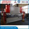 Maquinaria de dobramento hidráulica da placa de aço de carbono WC67Y-125X3200/maquinaria de dobra do metal