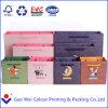 Las ventas calientes modificaron la bolsa de papel para requisitos particulares con su impresión de la insignia