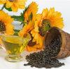 De Ruwe Olie van uitstekende kwaliteit van de Zonnebloem voor het Hete Verkopen