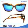 Occhiali personalizzati marca dell'OEM dell'annata degli occhiali da sole di Demi delle donne