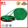 Polyester résistant Hammock Tree Straps avec Carabiners et Carrying Bag