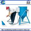 Tipo portable máquina del chorreo de arena (6060A) de la succión