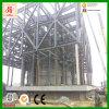 構築の軽い鉄骨構造の研修会の倉庫